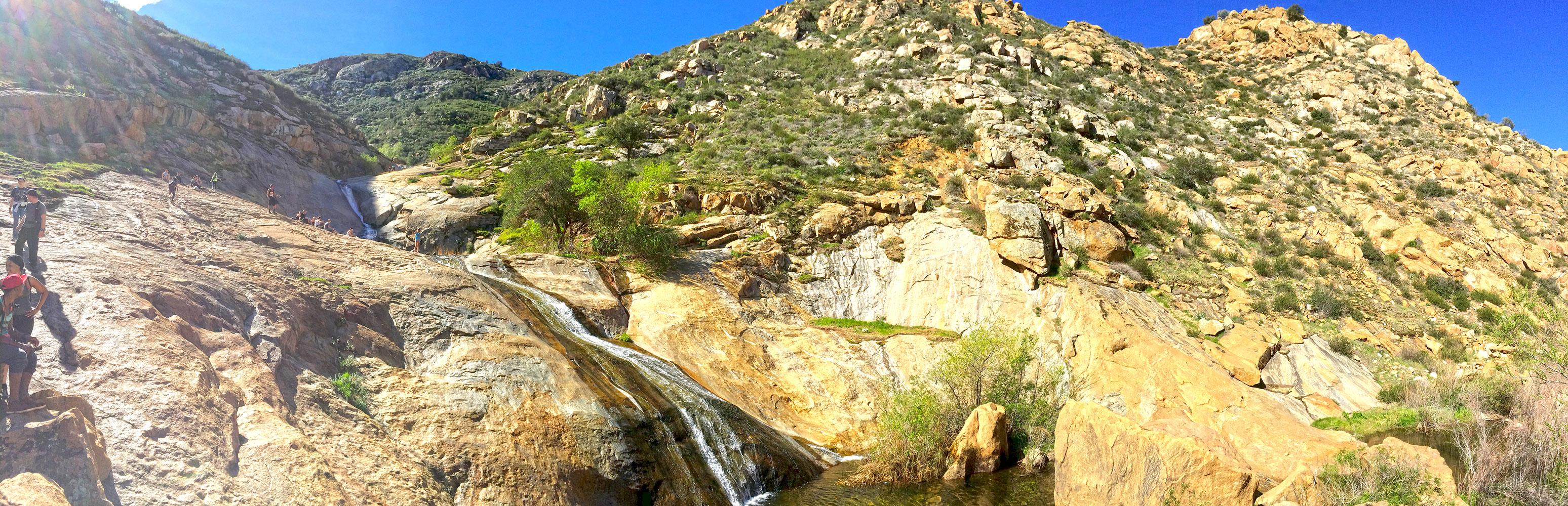 3 Sisters Waterfalls