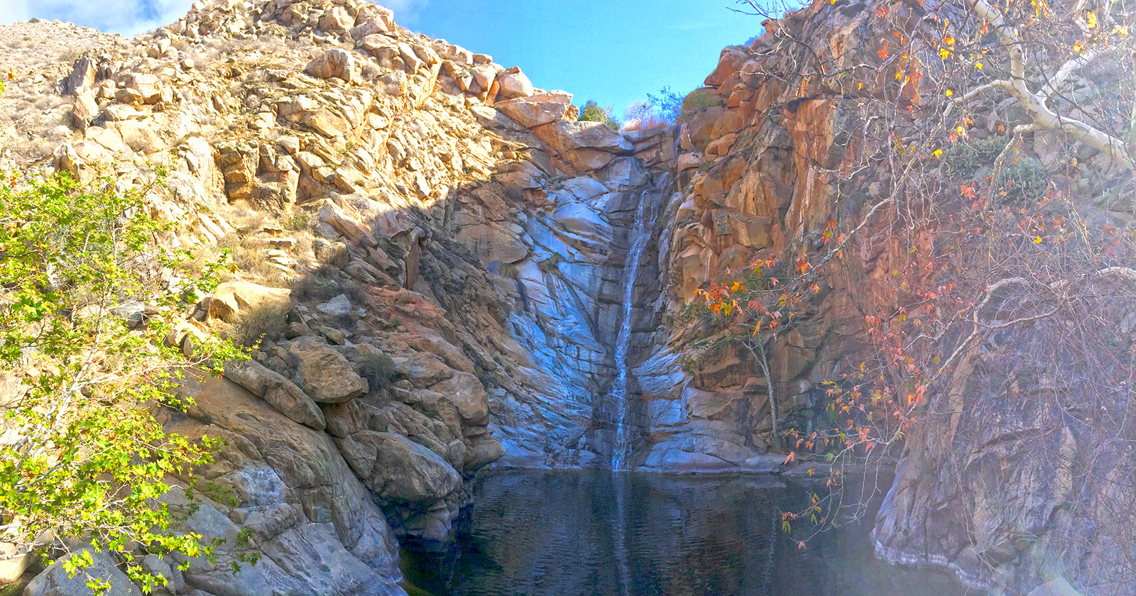 Cedar Creek Falls Aka The Devils Punchbowl I Hike