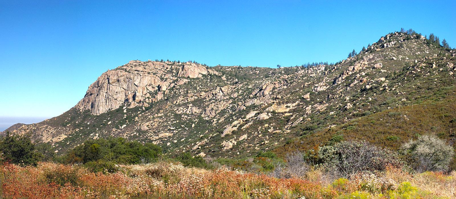 Corte Madera Mountain