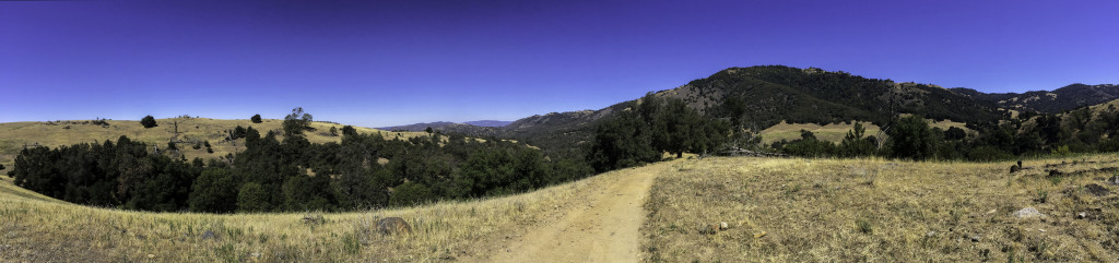 Hiking the Santa Ysabel Eastern Preserve