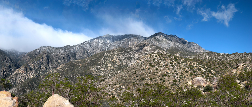 Hiking the Skyline Trail from Palm Springs to San Jacinto