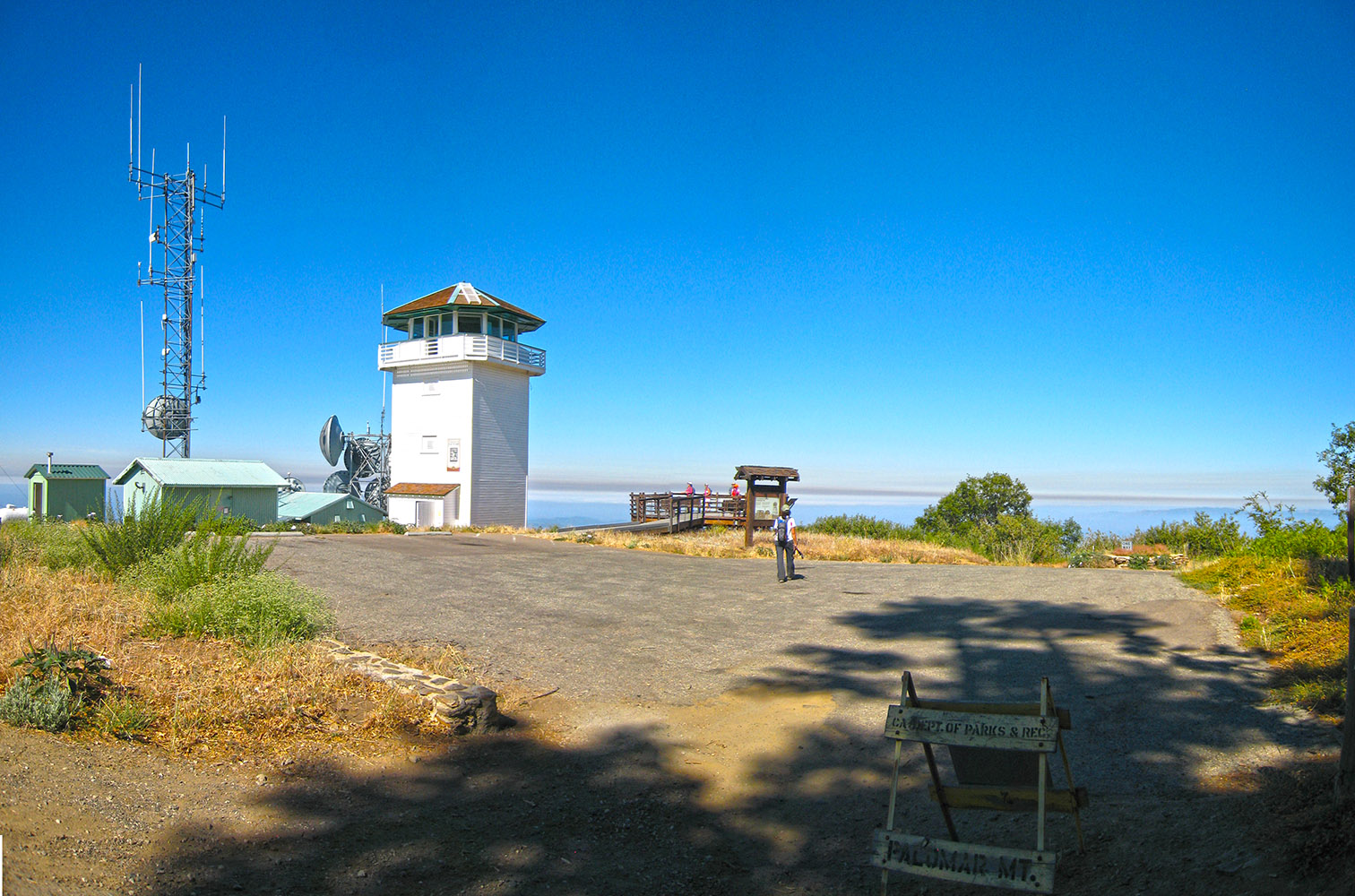 Boucher Hill Fire Lookout Tower