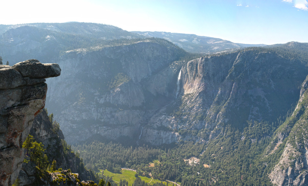 Hiking Yosemite Falls