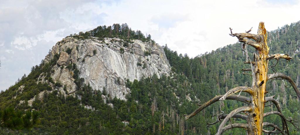 Suicide Rock Via Deer Springs Trail