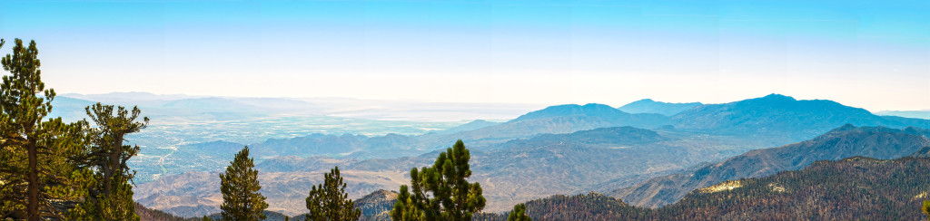 Palm Springs Tram to San Jacinto Peak