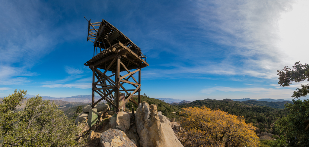 Hot Springs Mountain – Hiking the highest point in San Diego County.