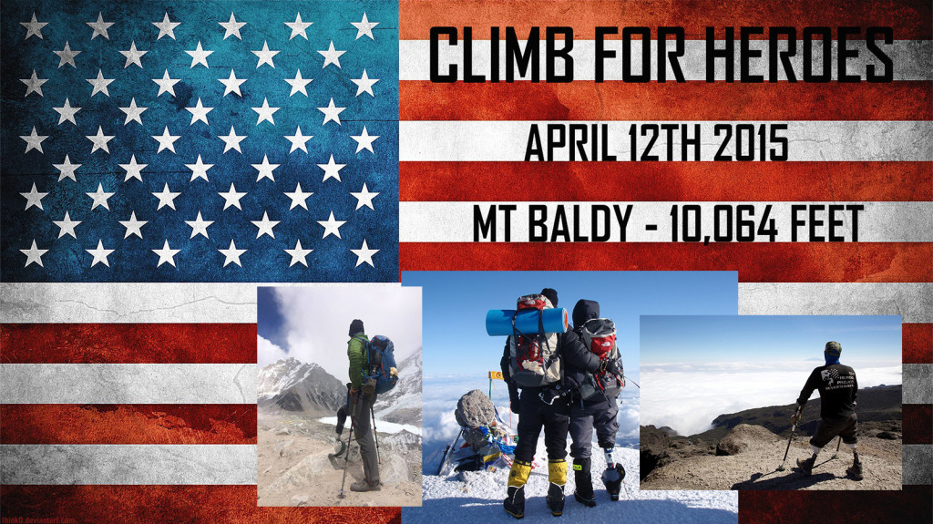 Climb For Heroes