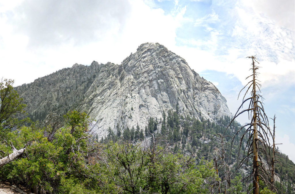 Devils Slide Trail to Tahquitz Peak