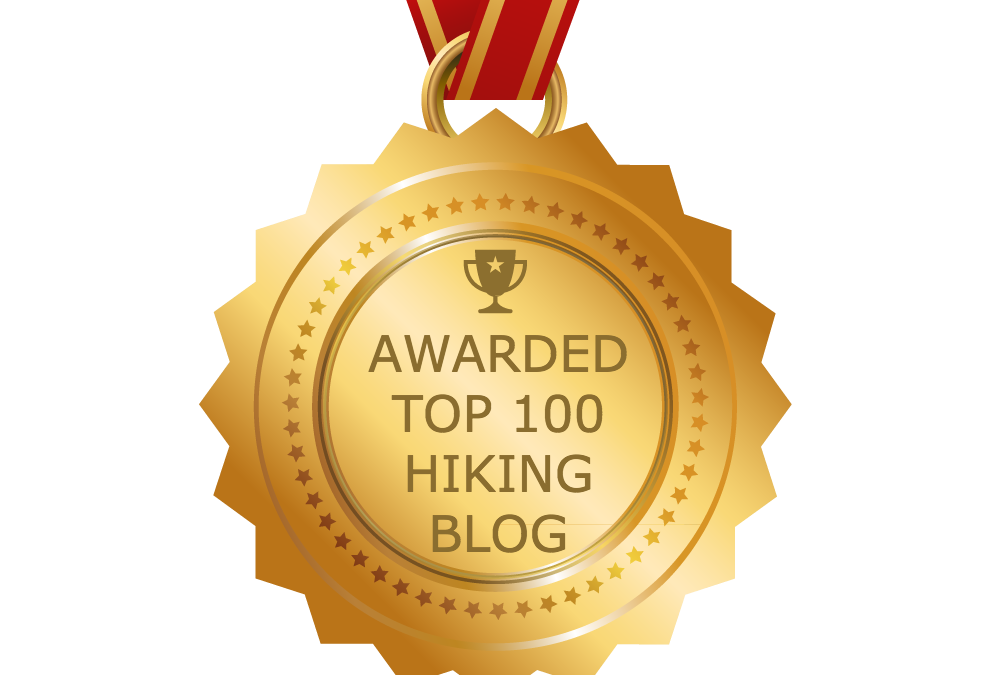 I Hike San Diego one of the top 100 hiking blogs on the internet